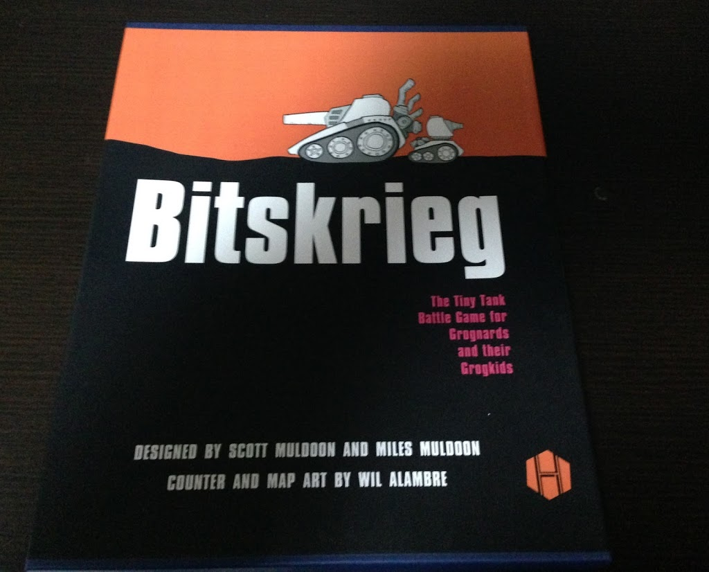 At a Glance: Bitskrieg