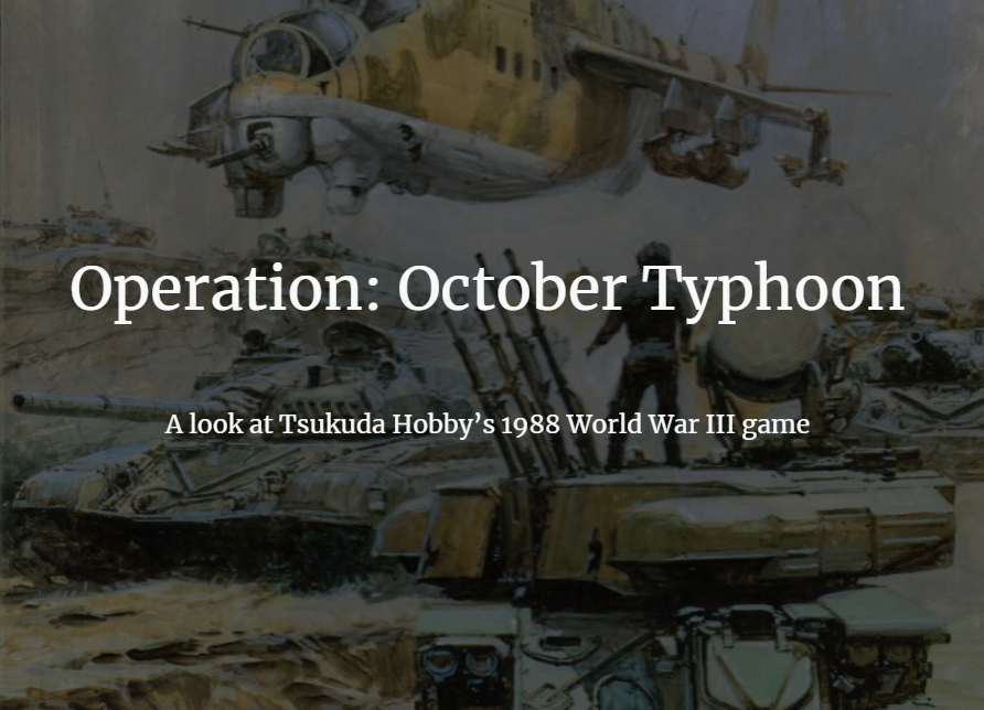 October Typhoon